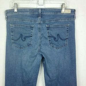 Ag Adriano Goldschmied Jeans - AG Adriano Goldschmied Angel Bootcut Jeans 32